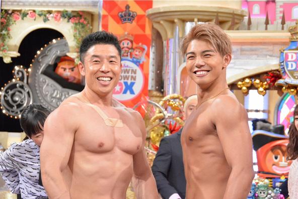 THE RAMPAGE武知、EXILE史上最高の肉体披露&NGT48中井が騒動の舞台裏語る!『ダウンタウンDX』
