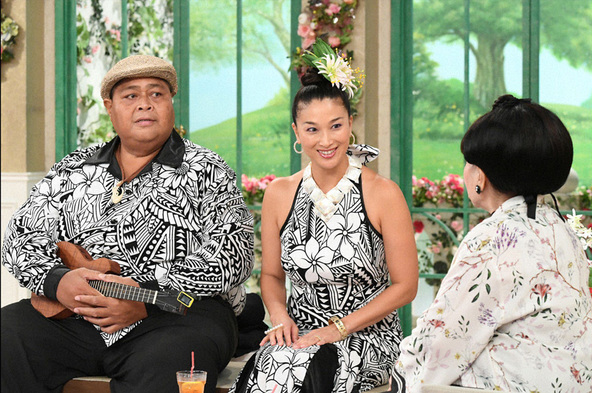 元大関・小錦八十吉が妻と乗り越えた145kgの減量を振り返る、特技のモノマネやライブも披露 『徹子の部屋』