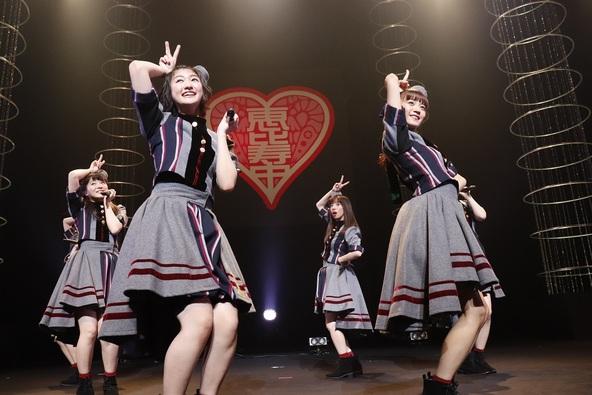 エビ中、義務教育卒業に向け「全員日直」ツアー!神戸・安本演出は「歌とメッセージ」なまっすぐ勝負