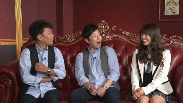 NMB48渋谷凪咲が食べ比べ、ワケあり研究家オススメの変わり種柿ピー続々登場!『ワケあり!レッドゾーン』