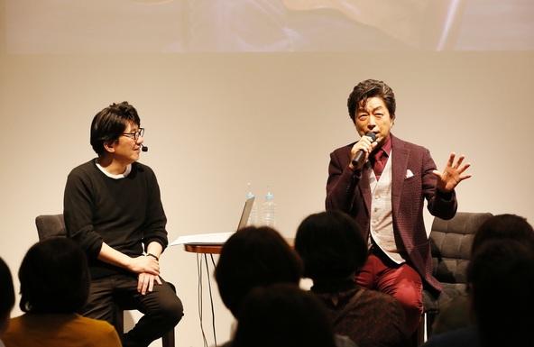 中村雅俊、作詞家・松井五郎主催のトークイベントに出演!新曲「だろう!!」に込められた想いや制作秘話を明かす