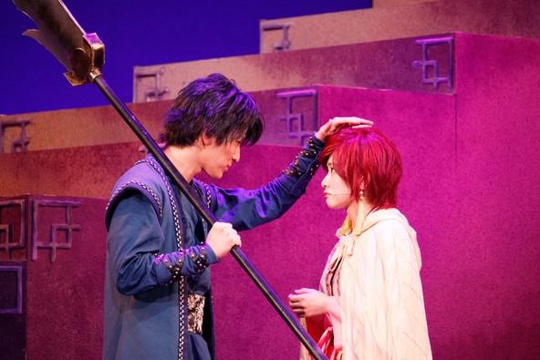 生駒里奈の舞、DISH//矢部昌暉のアクロバットも! 舞台『暁のヨナ〜緋色の宿命編〜』開幕