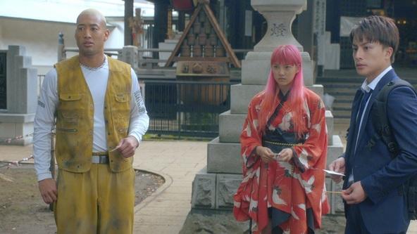 白濱亜嵐主演、笑いあり涙あり友情ありのドタバタ騒動を描くドラマ『ハピゴラ!』に関口メンディーも幼馴染役として出演