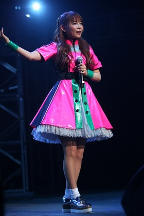 中川翔子、NY初ライブで影山ヒロノブ・きただにひろし・モー娘。'18らと2,000人のファンの前で大熱唱!