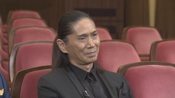 『ファミリーヒストリー』〈ゲスト〉SAM(TRF) (c)NHK