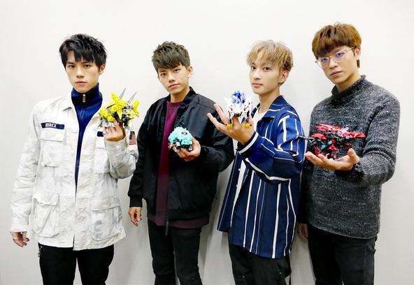 台湾バンドとして初快挙!noovy新曲が日本のアニメタイアップに抜擢!