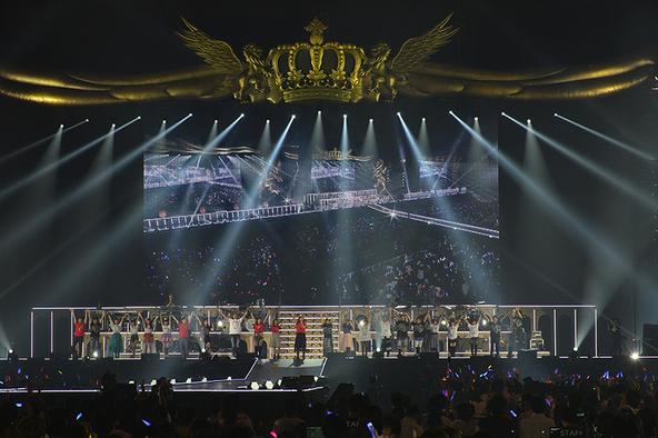 水樹奈々×宮野真守、ポプテピユニットなど豪華コラボも続々!「KING SUPER LIVE 2018」がテレビ放送
