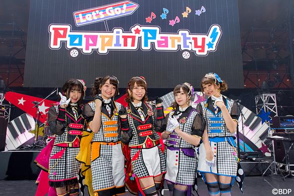 「BanG Dream! 6th☆LIVE」にて、「BanG Dream! 7th☆LIVE」の2019年2月日本武道館開催決定など新情報を解禁