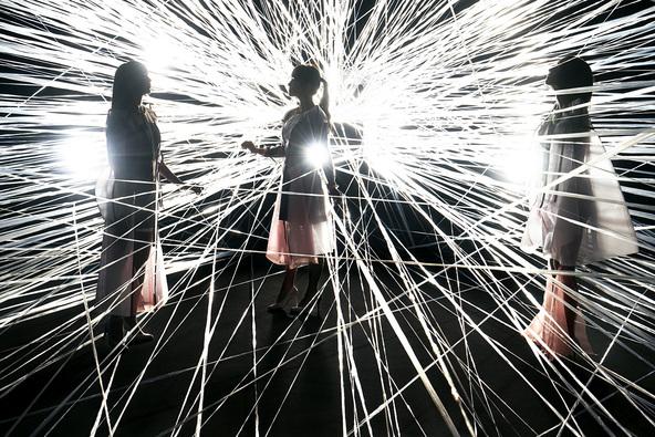 Perfume、EDMとポップの融合を更に進化させた『Future Pop』を引っ提げた全国ツアーより横浜アリーナ公演の模様を放送