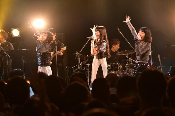 J☆Dee'Z、即完のワンマンライブで待望の1stフルアルバム発売を発表「一人でも多くの人に届けたいです!」