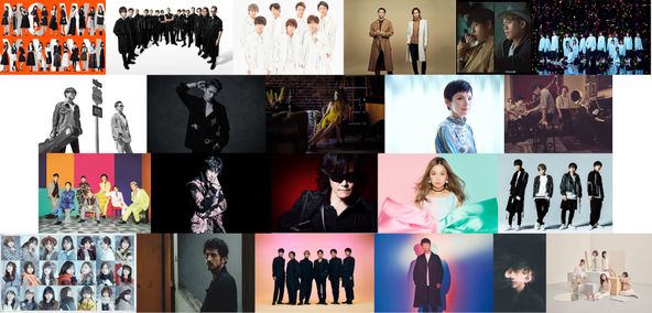 『CDTV』Xmas特番にキスマイ、キンキ、ジェジュン、DA PUMP、NEWS、乃木坂、V6、星野源ら出演