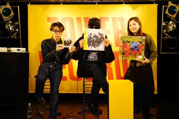 YMOの音楽との出会いや『NEUE TANZ』制作の裏側も公開! テイ・トウワと砂原良徳を迎え公式試聴会イベント開催