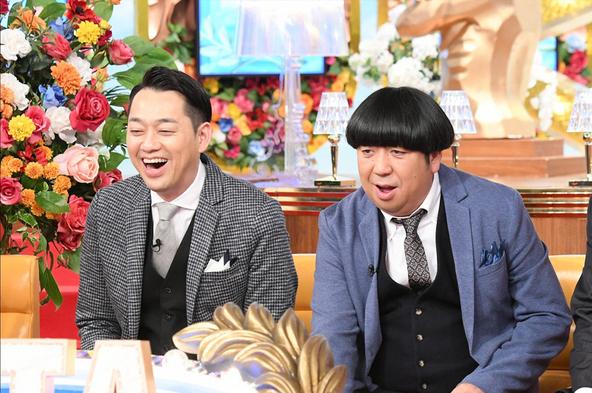 『消えた天才』〈MC〉バナナマン(設楽統、日村勇紀) (c)TBS
