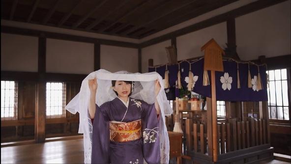 城山みつき 世界初となる世界遺産・姫路城 天守閣最上階でミュージックビデオ撮影!