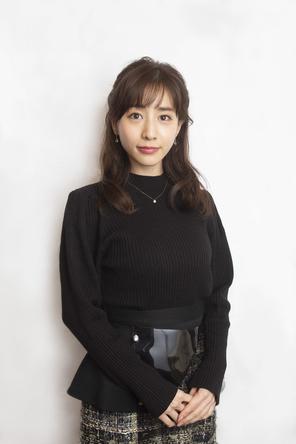 オトナの土ドラ『絶対正義』田中みな実(石森麗香 役) (c)東海テレビ