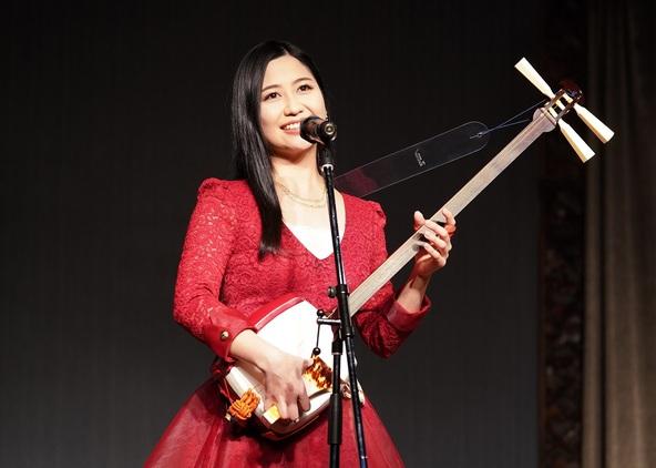 門松みゆき、 お披露目イベントを開催!2月27日に「みちのく望郷歌」でCDデビュー