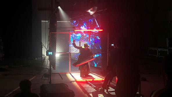 GARNiDELiAの新曲「REBEL FLAG」のMVにて、LEDビジョンが創出した映像演出が話題に