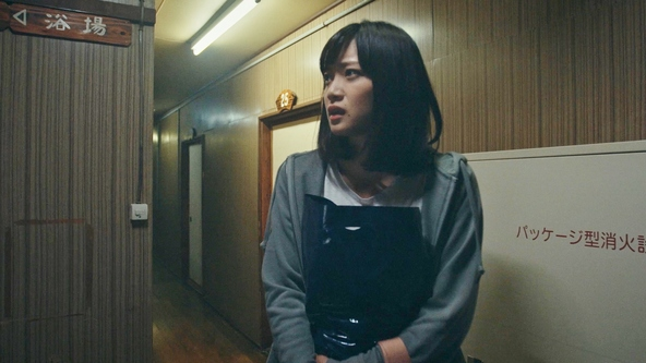 動物の剥製であふれる旅館に幽霊の戦慄! 深川麻衣主演『日本