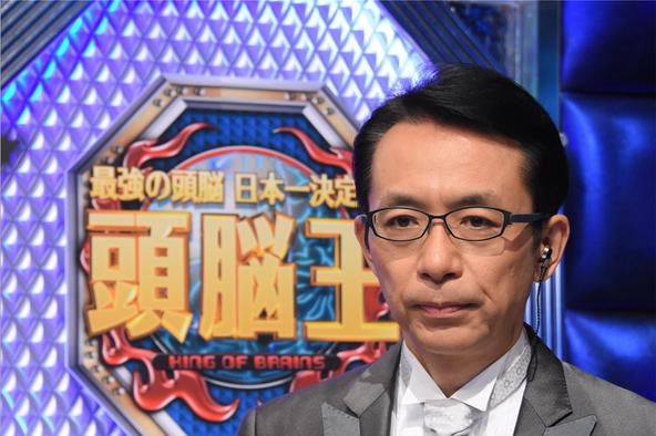 『頭脳王2019』〈MC〉福澤朗 (c)NTV