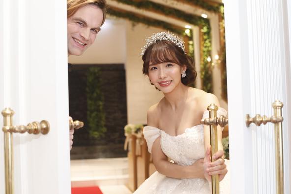 """""""ブライダルモデルの撮影""""と呼び出し、本人に内緒で勝手にプレ結婚式!番組初代MC・SKE48松村香織に贈る壮大なドッキリ企画!『SKE48 ZERO POSITION』はTBSチャンネル1で3月放送!"""