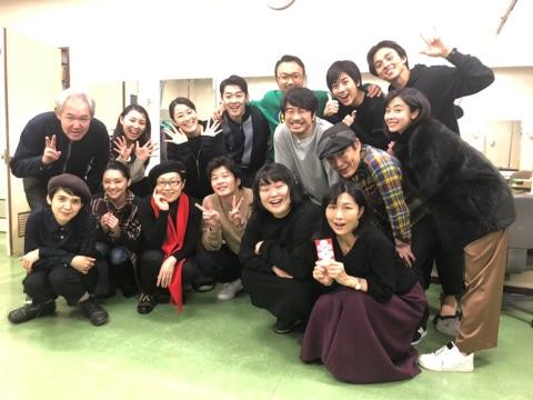 倉科カナが公開した、田中圭らとの集合写真(1)