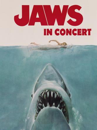 """この夏、「ジョーズ」がコンサート会場にやってくる!""""シネオケ(R)""""で映画全編生演奏付き上映、臨場感たっぷりの恐怖をお届け"""