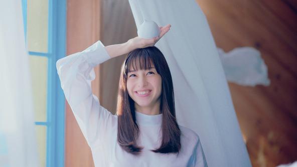中条あやみが「ピュアンで〜ピュ!」と決めポーズ!泡と可愛く戯れる「PYUAN」新CMに安田レイの新曲が起用