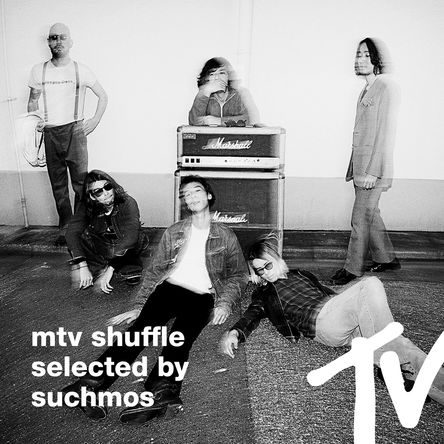 Suchmosがジョン・レノン、クイーン、モグワイなどメンバーそれぞれのおススメの曲を選曲「MTV SHUFFLE Selected by Suchmos」