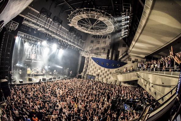 「LIVE HOLIC」過去出演の雨パレ、アルカラ、KEYTALK、サイダーガール、テナー、SUPER BEAVERがextra公演で競演!