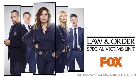 全米プライムタイム最長寿ドラマ!『LAW & ORDER: 性犯罪特捜班』シーズン20 FOXチャンネルで2019年5月17日(金)夜10時~日本最速放送 (1)  (C)2018 Universal Network Television LLC. All Rights Reserved