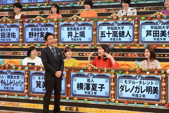 『そんなコト考えた事なかったクイズ!トリニクって何の肉!?』浜田雅功、平成世代の皆さん (c)ABC