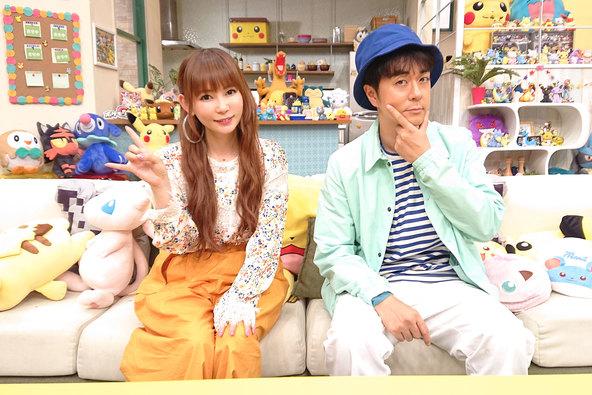 中川翔子、前山田健一プロデュースであの名曲「タイプ:ワイルド」を歌唱!「ポケットモンスター サン&ムーン」新EDテーマに