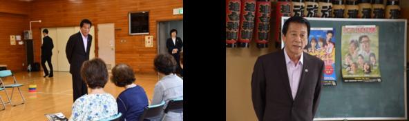 杉良太郎氏・伍代夏子氏・松本利夫氏がタッグを組んで熱弁!「家族の絆で詐欺被害を防いで」とメッセージ (1)
