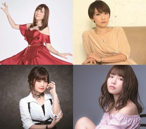 "Minami、Suara、佐咲紗花、YURiKAら""ゲーソン""の歌姫出演「#ゲフェス!」で一夜限りのコラボも!?"
