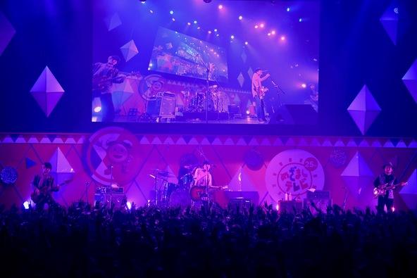 KEYTALK、BiSH、クリープハイプが「めざましテレビ」25周年を祝福!「めざましライブ」2日目登場でロックな宴
