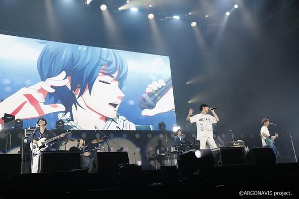 「BanG Dream!(バンドリ!)」発のボーイズバンド・Argonavisが幕張メッセで「BanG Dream! Argonavis 1.5th LIVE」開催!