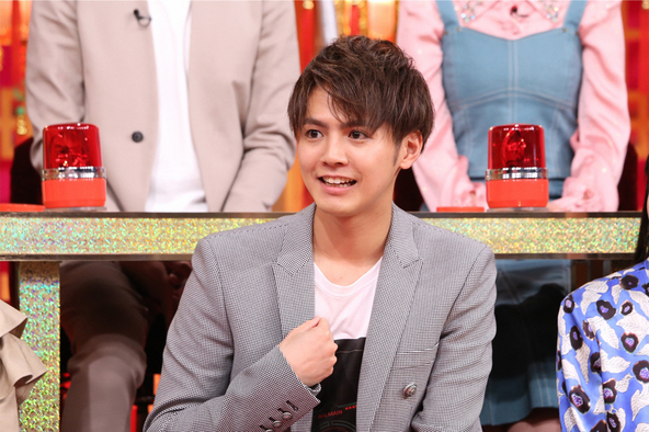 『THE突破ファイル』片寄涼太(GENERATIONS from EXILE TRIBE) (c)NTV