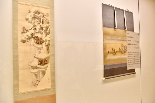 『円山応挙から近代京都画壇へ』展レポート 応挙晩年の傑作《松に孔雀図》含む、約100件の名品が集結! (9)