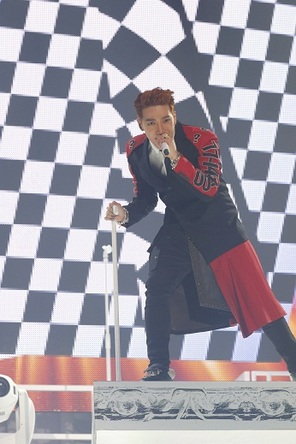 Jun. K(From 2PM)、ソロツアーファイナル公演で24000人熱狂