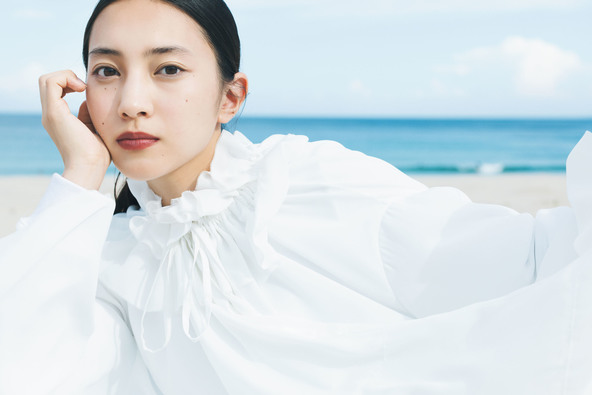 話題の映画のヒロインも!注目の若手女優・久保田紗友が発売する『1st 写真集 久保田紗友』記念イベントが開催