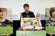 FTISLANDのイ・ホンギが初主演映画の舞台挨拶で日本版エンディングソング「オレンジ色の空」を生歌で披露