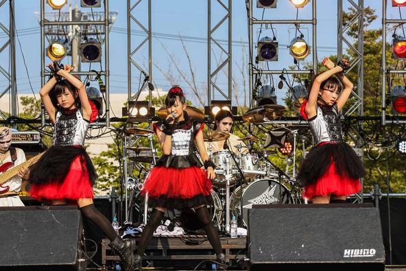 8月11日(日)@舞洲サマーソニック大阪特設会場 Photo by Taku Fujii