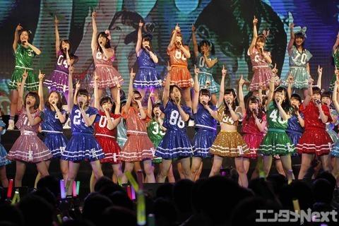 HKT48がAKB48グループとして初の台湾公演 台湾でのオーディション開催も発表!