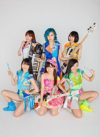今年ブレイクの予感のガールズバンドがZepp Tokyoに大集合!!「GIRLS ROCK SPLASH!!」が2月28日(土)に開催!!