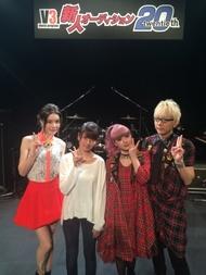 瀧川ありさ、福岡での初ライブに「音楽が熱いイメージ」、さらに安田レイ、GARNiDELiAとの競演も