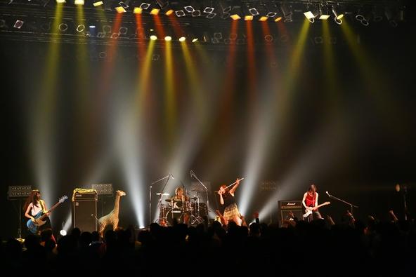 Zepp Tokyoを舞台に熱狂描き続けた「GIRLS ROCK SPLASH!! 2015 -WINTER-」。次代を担う才能を次々と発見!!