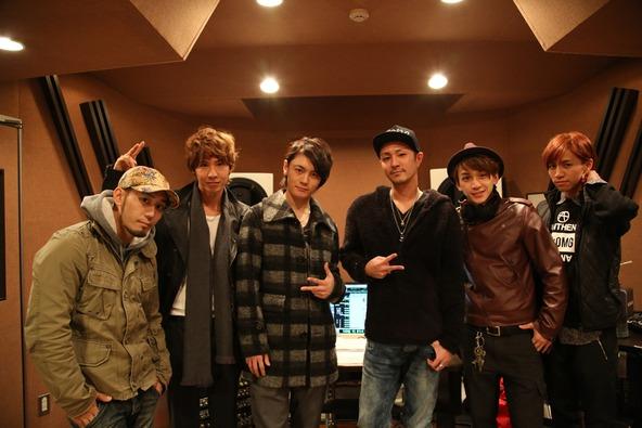 Vimclipの1stアルバムにAAA浦田直也参加