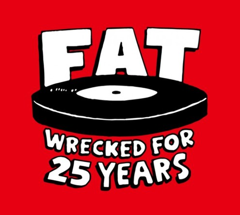 FAT WRECKED FOR 25 YEARSと出演者予想&予習!