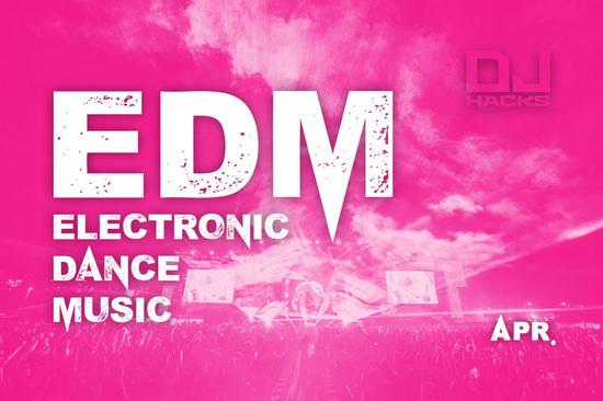 現役DJが選ぶ!4月のおすすめEDM10選