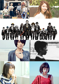 『New Acoustic Camp 2015』第四弾出演アーティストはTHE King ALL STARS、Rihwaら7組